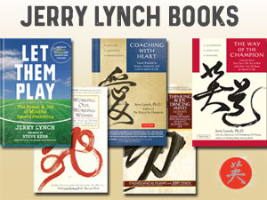 Jerry Lynch Books