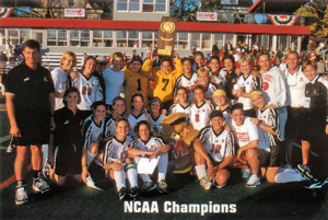Coach Missy Meharg and the University of Maryland Field Hockey team won 5 National Championships using Dr. Lynch's Way of Champion strategies