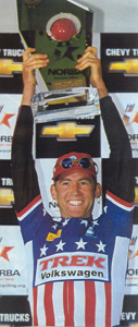 Travis Brown, US National Champion Mountain Biking Professional